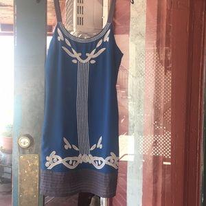 Sugar lip aqua dress